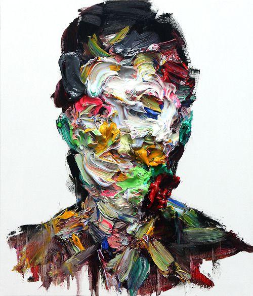 Shin Kwang Ho - Untitled Oil on Canvas http://shinkwangho.deviantart.com/gallery/