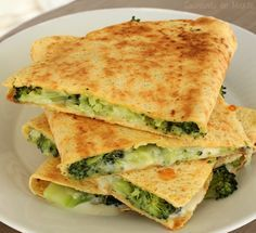 brócoli recetas