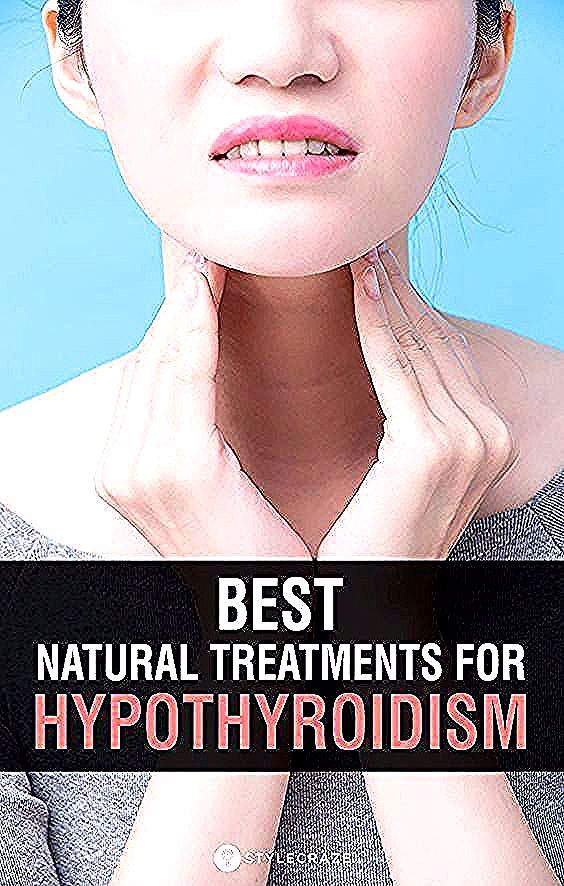 12 Best Natural Treatments For Hypothyroidism + Diet Guide: Are you feeling tired, constipated, conf...