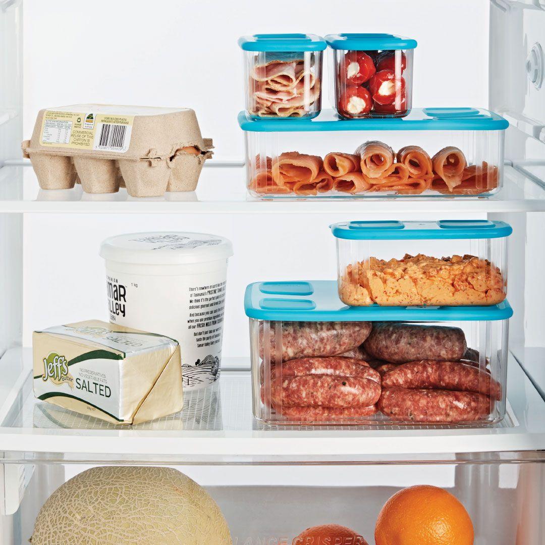 clear mates medium set tupperware clear plastic containers tupperware organizing on kitchen organization tupperware id=54709