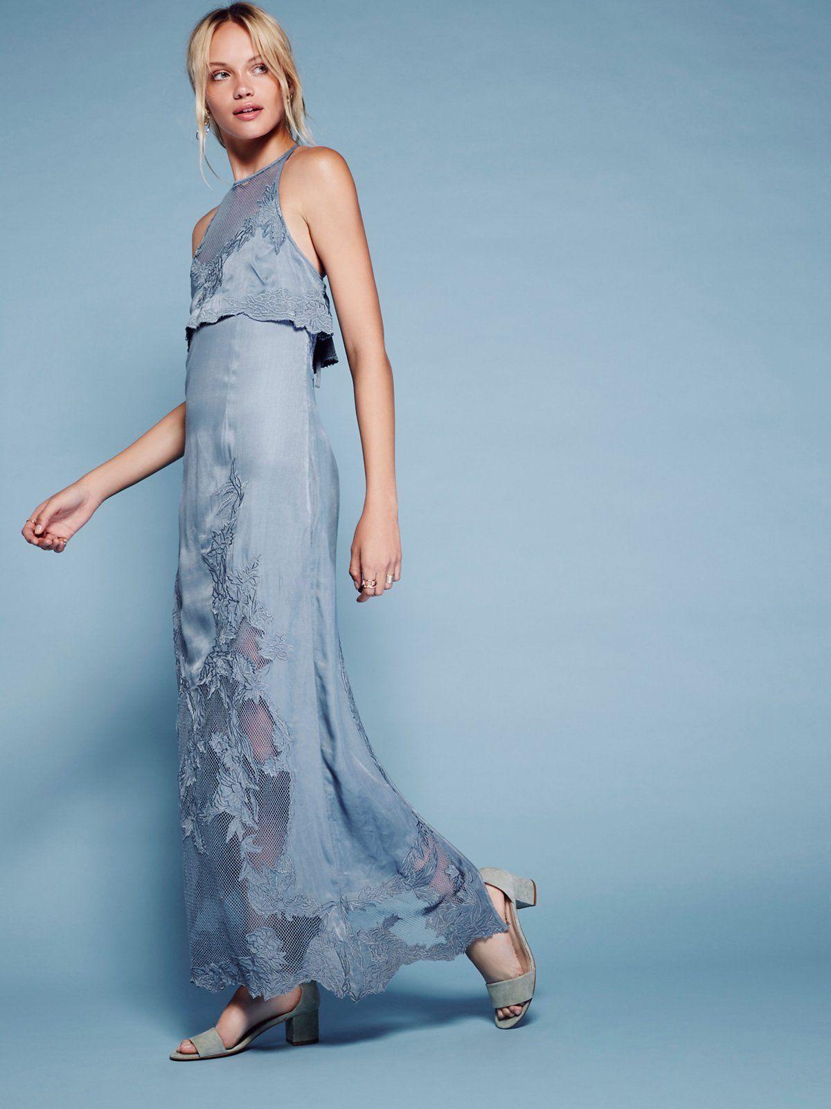 Moonchild Embroidered Maxi Dress   Made It.   Pinterest   Moonchild ...