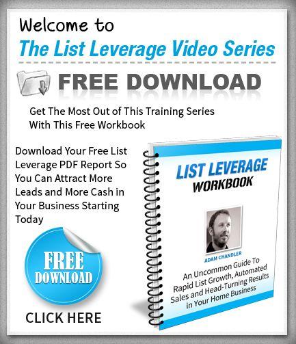 Video 03 — List Leverage2-0