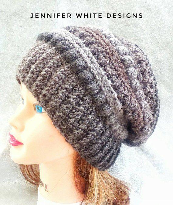 8f3042c8972 Popcorn Medley Crocheted Hat