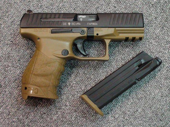 Walther PPQ 9mm guns n stuff t Guns Shooting sports