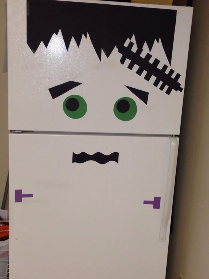 Refrigerator decoration