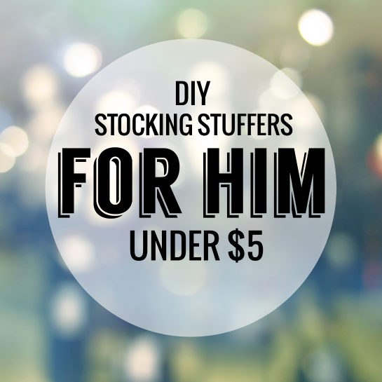 diy stocking stuffers under 5 for him the men in your life a little nutmeg