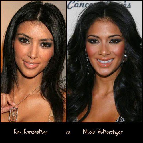 I love Nichole, but Kim wins:)
