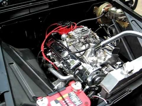 BluePrint Engines video submission by one of our customers showing - fresh blueprint engines 383 stroker crate motor