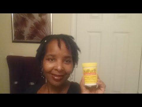 30 DAY SULFUR 8 UPDATE & Vicks Vapor Rub for Hair Growth