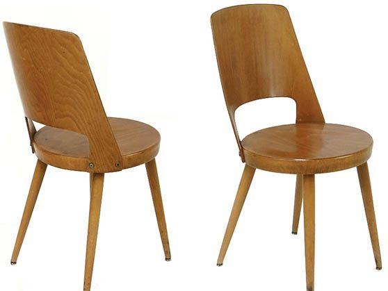 Sedie Deco ~ Vintage design modernariato art deco design del officina