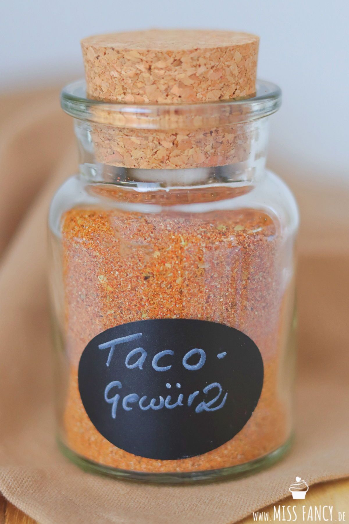 Taco Gewürz einfach selbst gemacht | Miss Fancy - Rezepte für jeden Tag