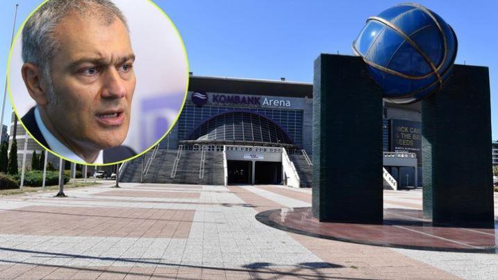 Atlantic grupa dala ponudu za Beogradsku Arenu | Kombank Arena