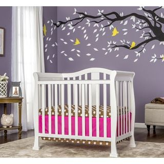 Shop for Dream On Me Naples Mini Crib. Get free delivery at Overstock.com - Your Online Furniture Outlet Store! Get 5% in rewards with Club O!