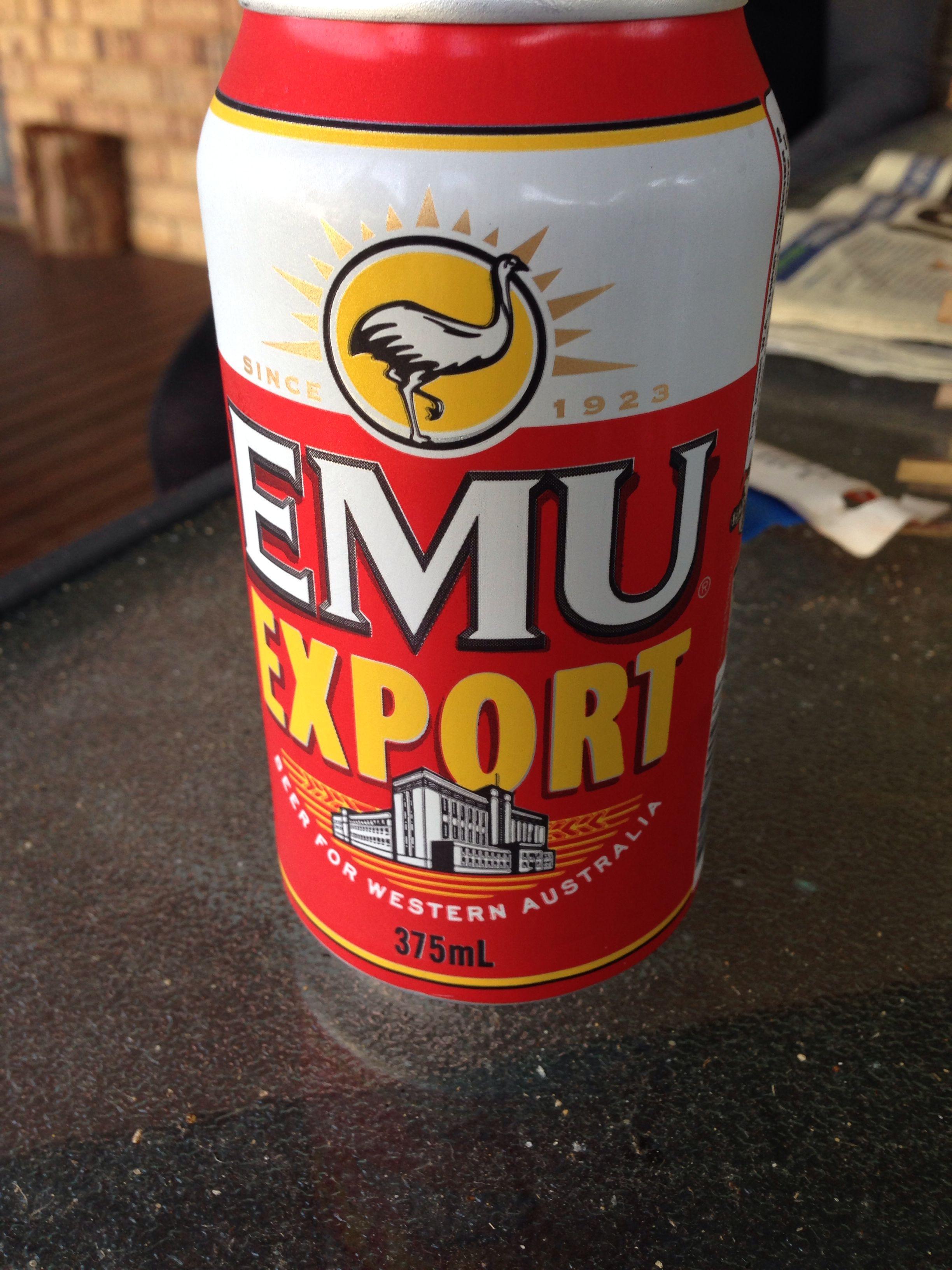 Good Ole Emu Cerveja