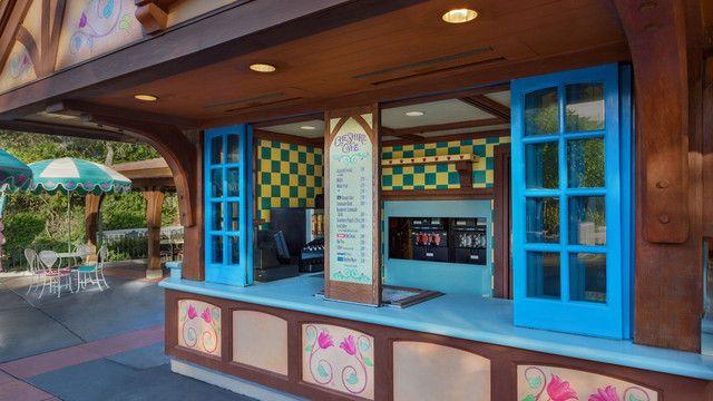 Counter Service at Walt Disney World Resort