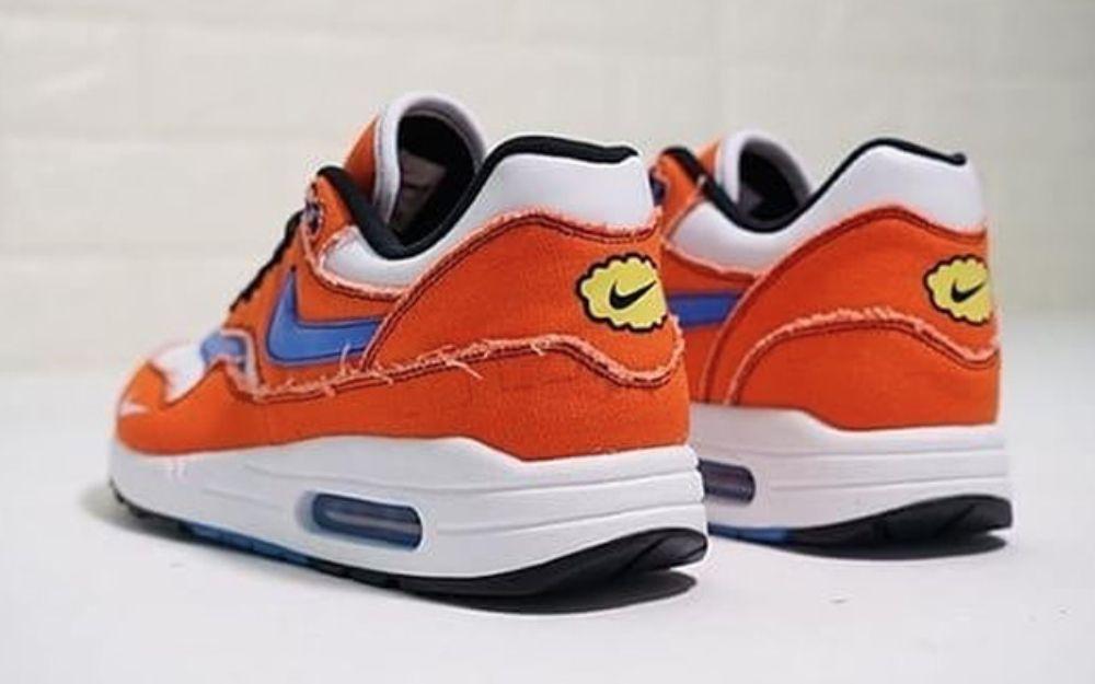 Bientôt une paire de Nike Air Max aux couleurs de Son Goku ?