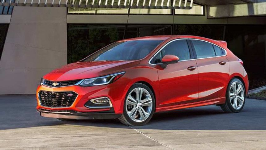 Pin By Tigans On Cars Reviews 2020 Chevrolet Cruze Best