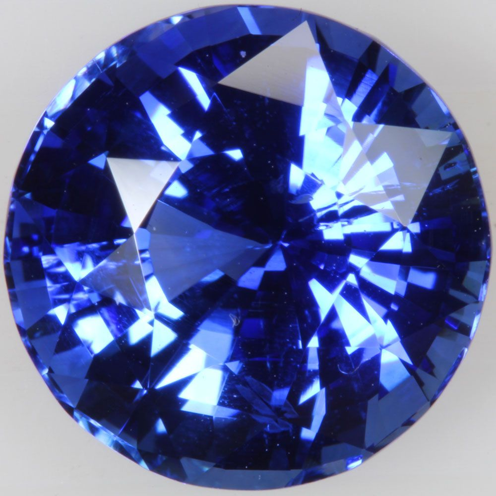 flat sapphire shop vintage acrylic back s gemstones octagon product