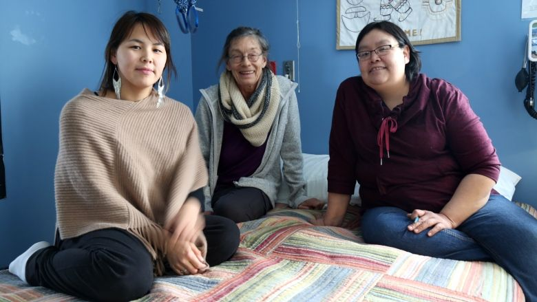 Salluit Midwives Keep pregnant women close to their communities ♡