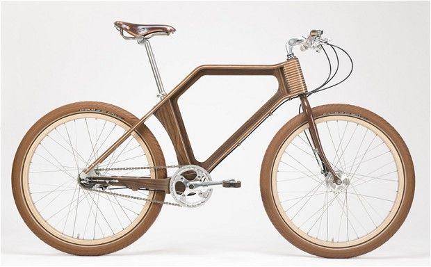 the splinterbike hbrd wooden bike
