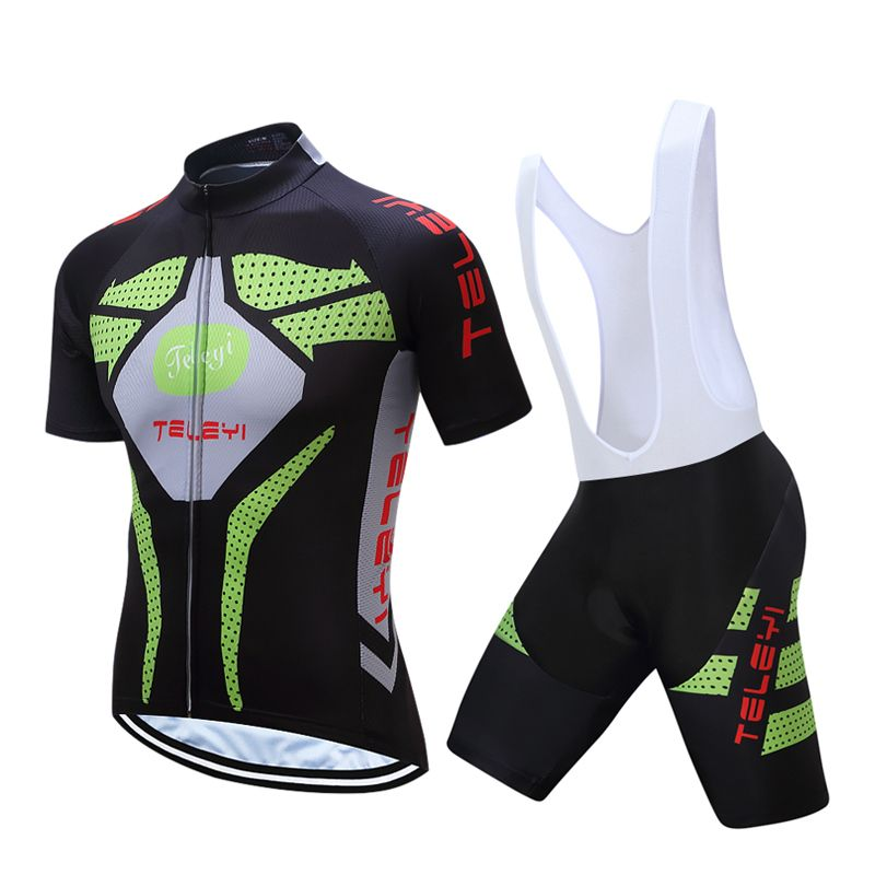 2017 New USA Team Men/'s Cycling Jersey Short Sleeve Bike Bicycle Cycle Shirts