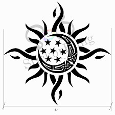 Image Result For Sun Moon And Stars Tattoo Tatuaje Sol Y Luna Tatuaje De Sol Tatuajes De Sol