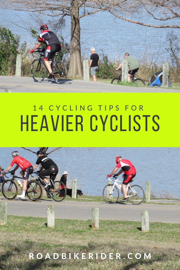 14 Tips For Heavy Cyclists Mountain Bike Training Cycling