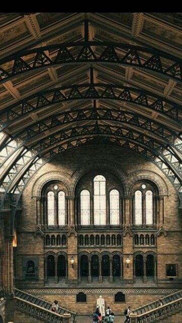 Museo de Historia Natural.Londres.