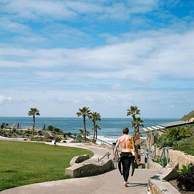 Take A Trip To This Mellow Beach Town Complete With Fab Ping And Fresh Farmers Market