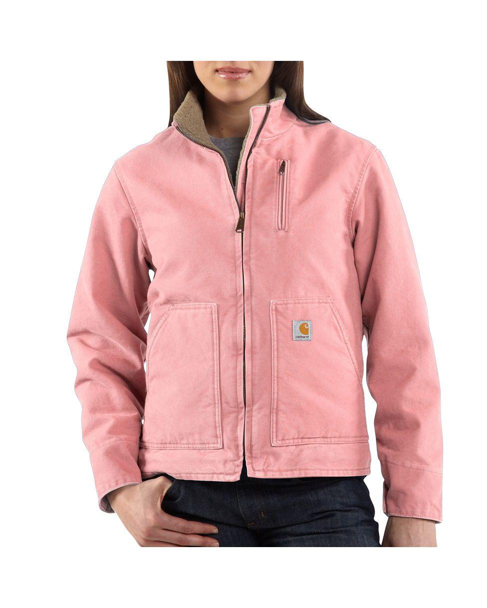 Cowboy Boots Cowgirl Boots Pink Carhartt Jacket Coats Jackets Women Carhartt Jacket [ 1218 x 975 Pixel ]