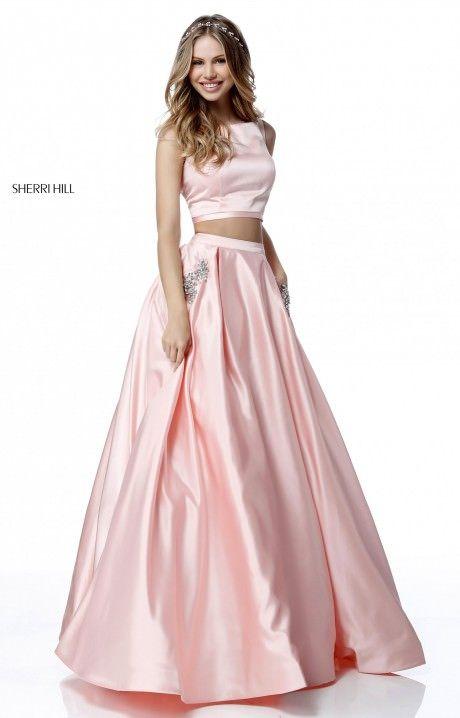 b5455ed2ecd Sherri Hill 51673 Formal Dress Gown