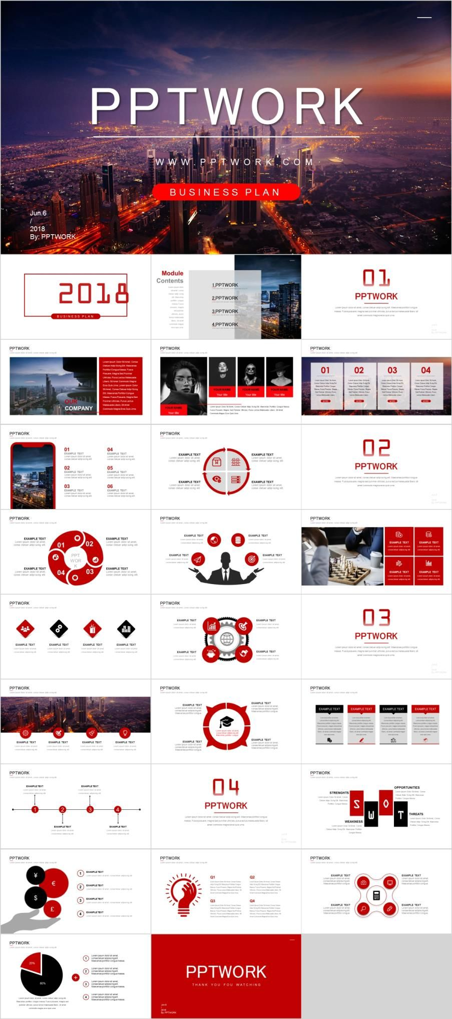 27 Best Business Summary Powerpoint Template Infographie