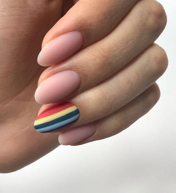 Nägel; Natürliche Nägel; Einfarbige Nägel; Acrylnägel; Süße Nägel, Hochzeitsnägel ... - Fashion Nail - Nagel Ideen