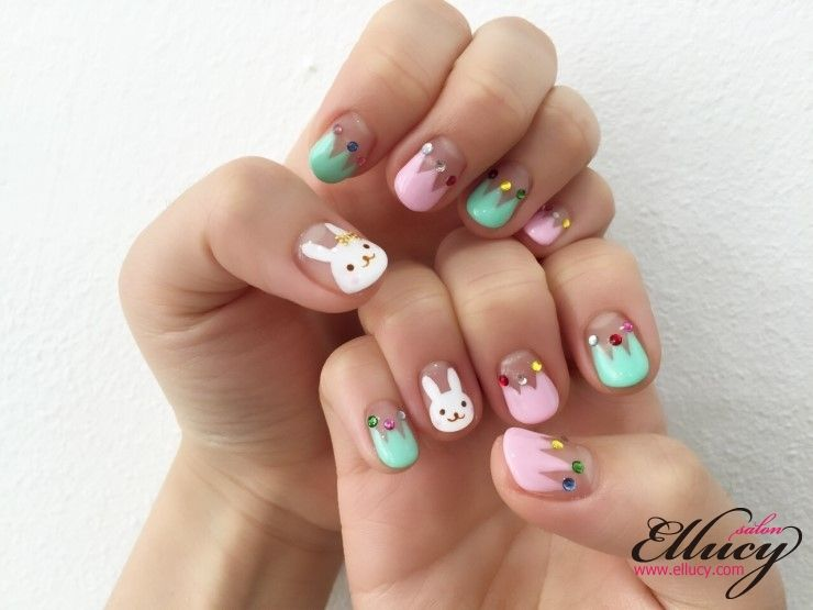Pin by LeeMinKyung on 네일 | Pinterest | Manicure, Pedicures and Dog ...