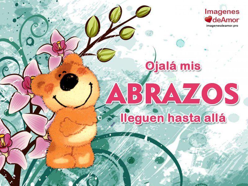 Imgenes de amor con abrazos de oso 6  yo  Pinterest  Quiero