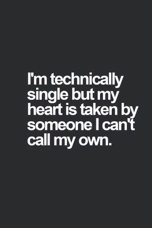 im single but taken quotes
