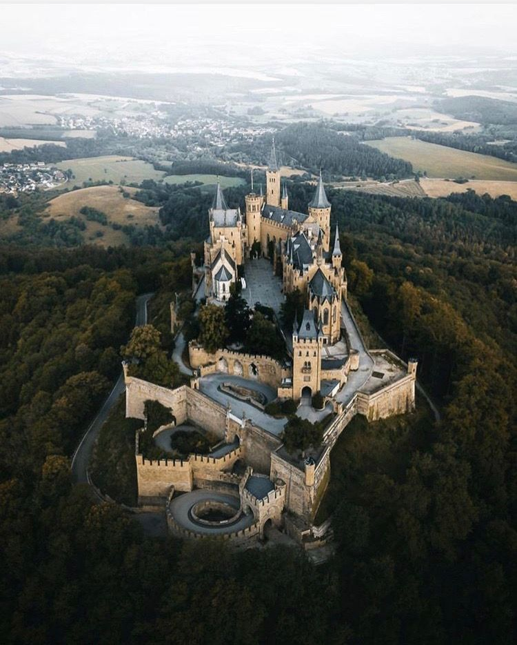 Hohenzollern Castle Germany Hohenzollern Castle Castle Germany Castles