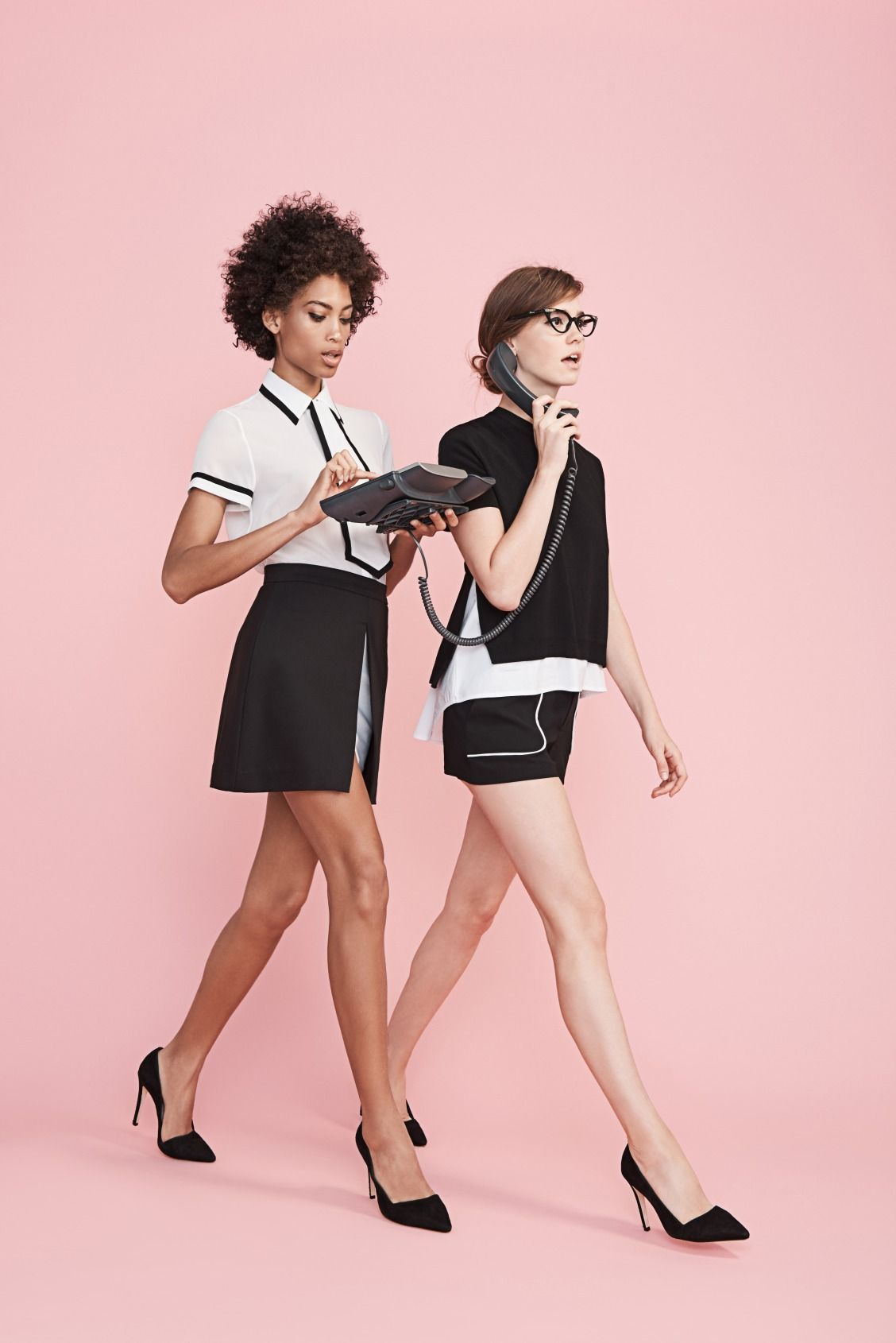 Twinning to work in alice + olivia career! | TO WEAR TO WORK | Pinterest