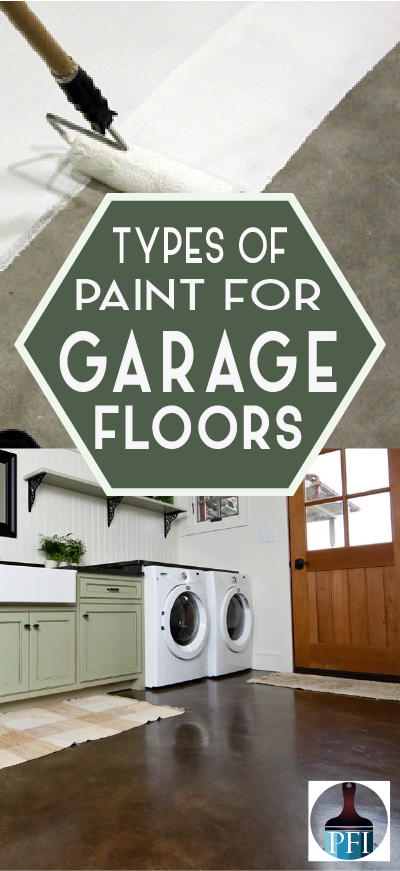 Painting your garage floor is a great way to protect it from oil and fluid drips from your car. Here is some information for this project DIY style!