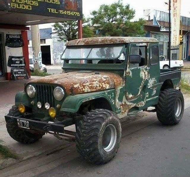It Is What It Is Photo Jeep Cj6 Willys Jeep Jeep