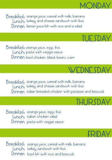 Eat healthy with a college budget weight loss lost weight and meals eat healthy with a college budget ccuart Choice Image