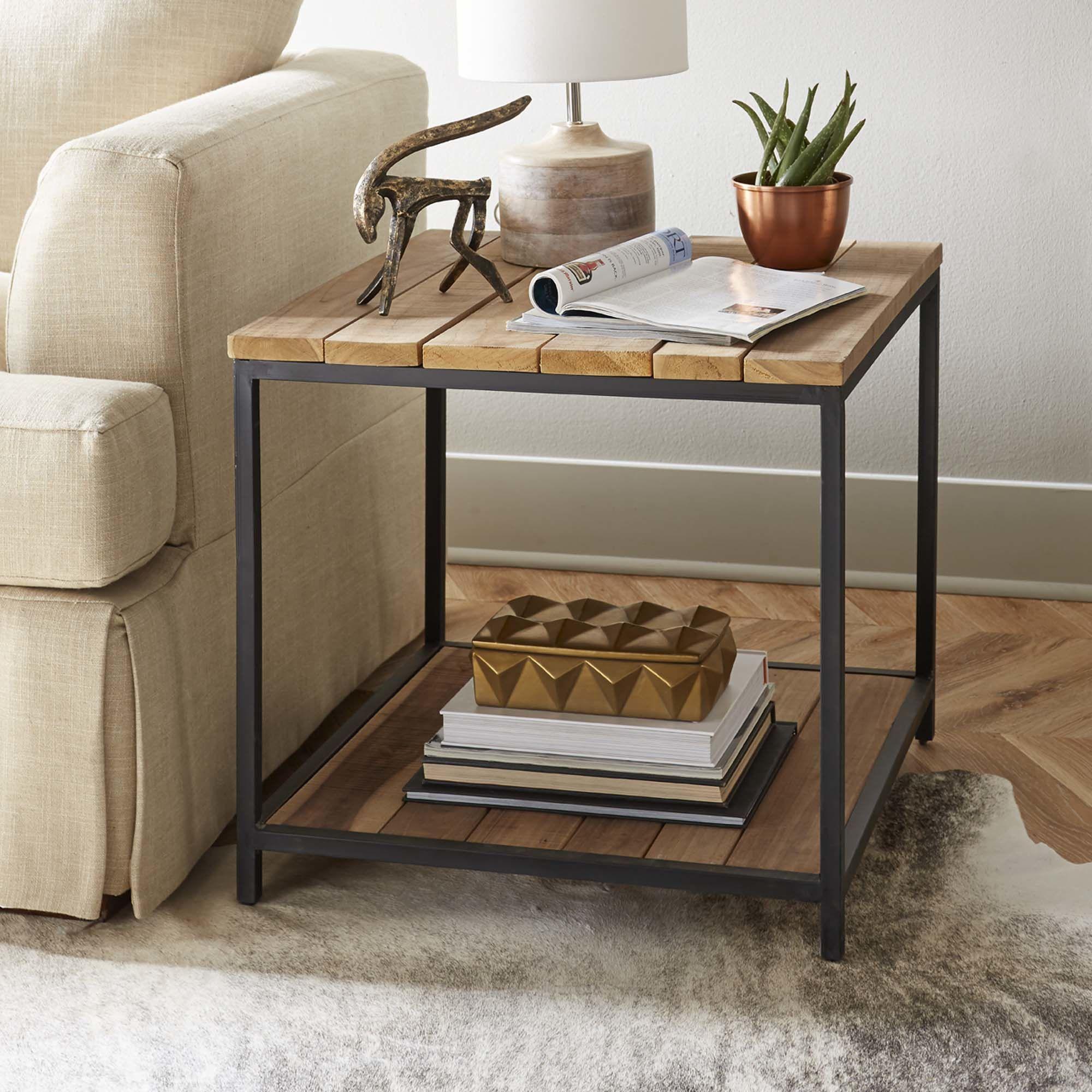 Brayden Studio Reg Dreshertown End Table Living Room Side Table