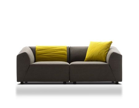 Couch thea by mdfitalia mdf italia sofa sofa design for Mdfitalia it