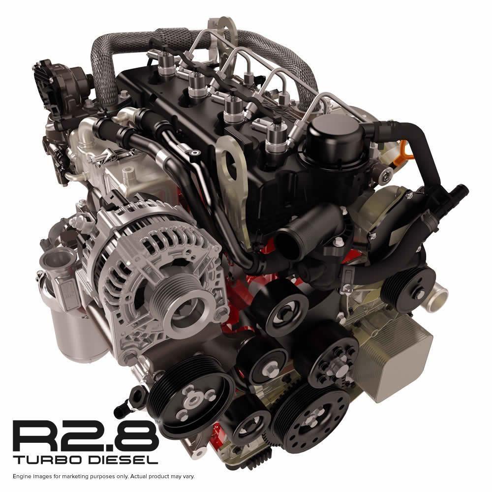 Cummins R2 8 Turbo Diesel Crate Engine Engineering Crate
