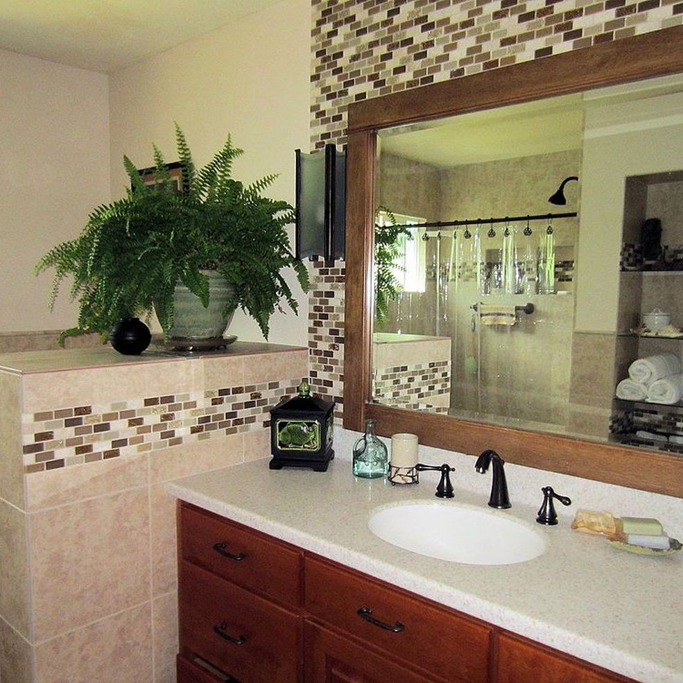 Remodeling Our S Bathroom Pinterest Guest Bath And Bath - 1970 bathroom remodel