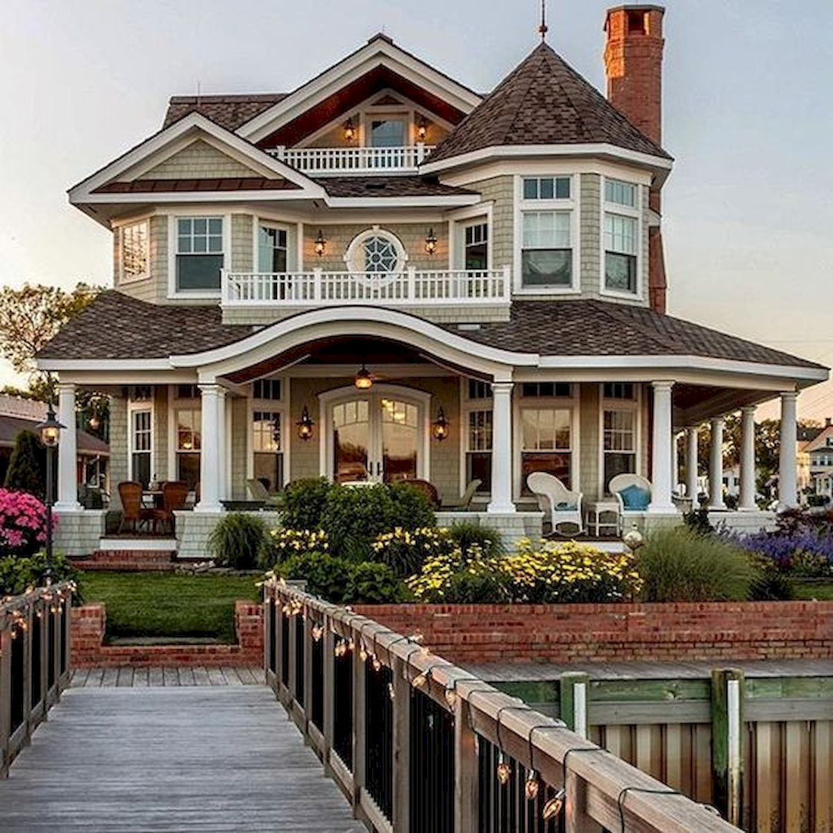 Cool 67 Stunning Dream House Exterior Design Ideas Source Https