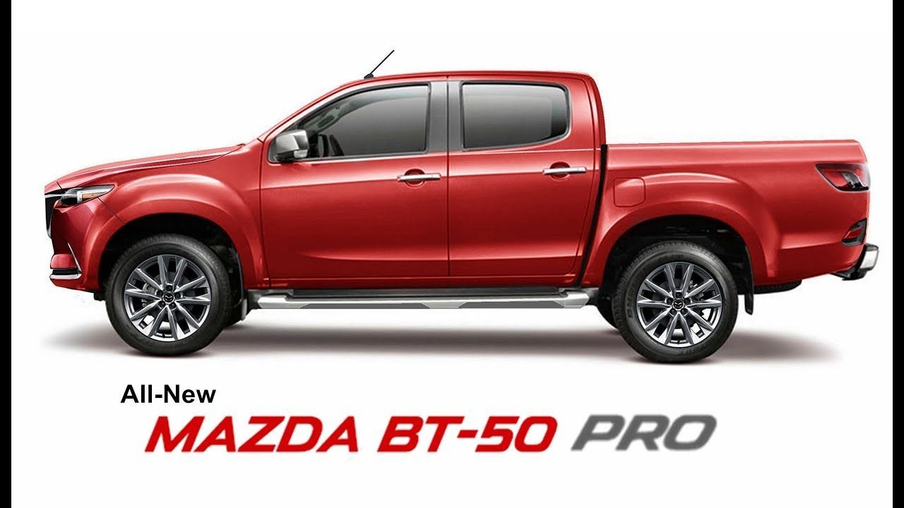 2020 Mazda Bt 50 Exterior Check more at http//www