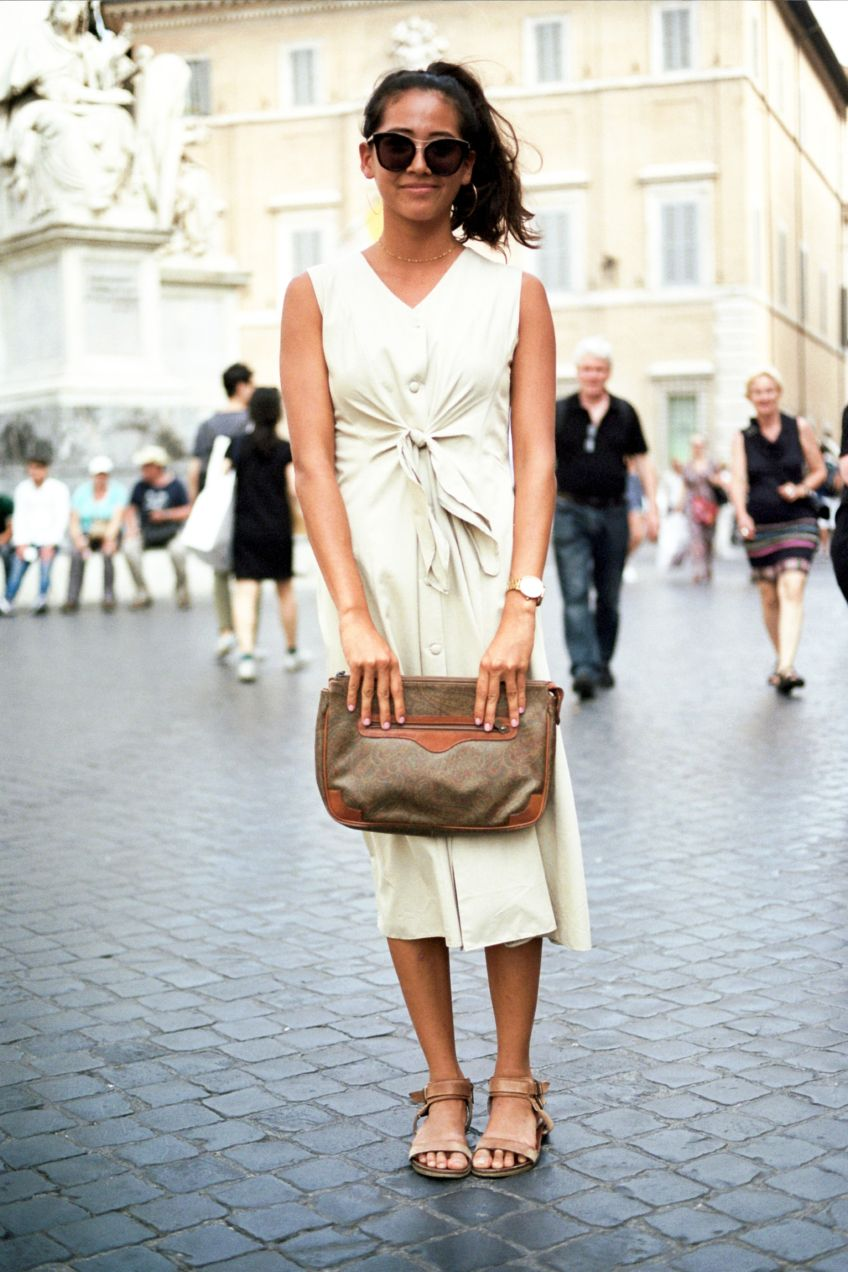 This Italian It Girl Is Your New Style Muse