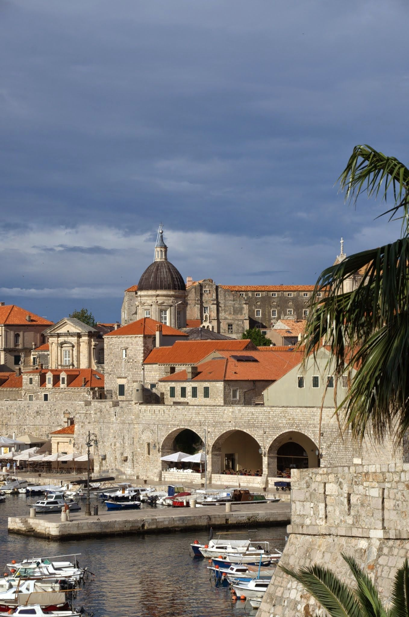 Discover dubrovnik old town guided walking tour - The Port Of Old Town Dubrovnik