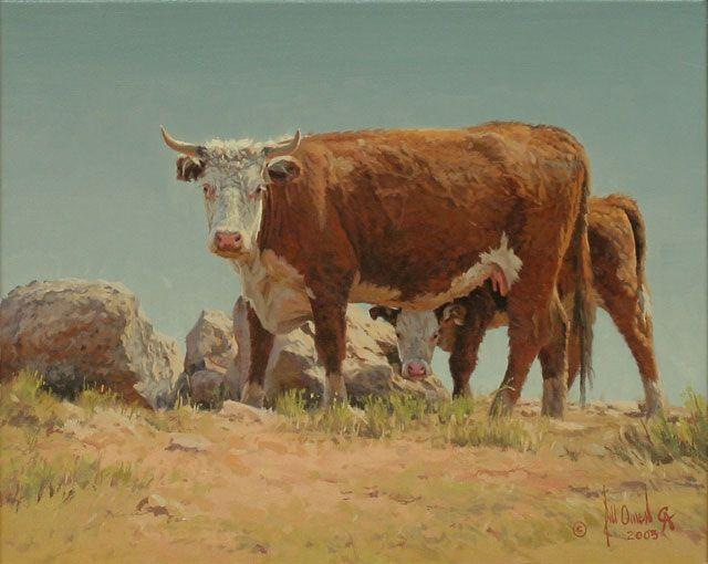 Bill Owen The Cowboy Artist Western Art Bill Owen